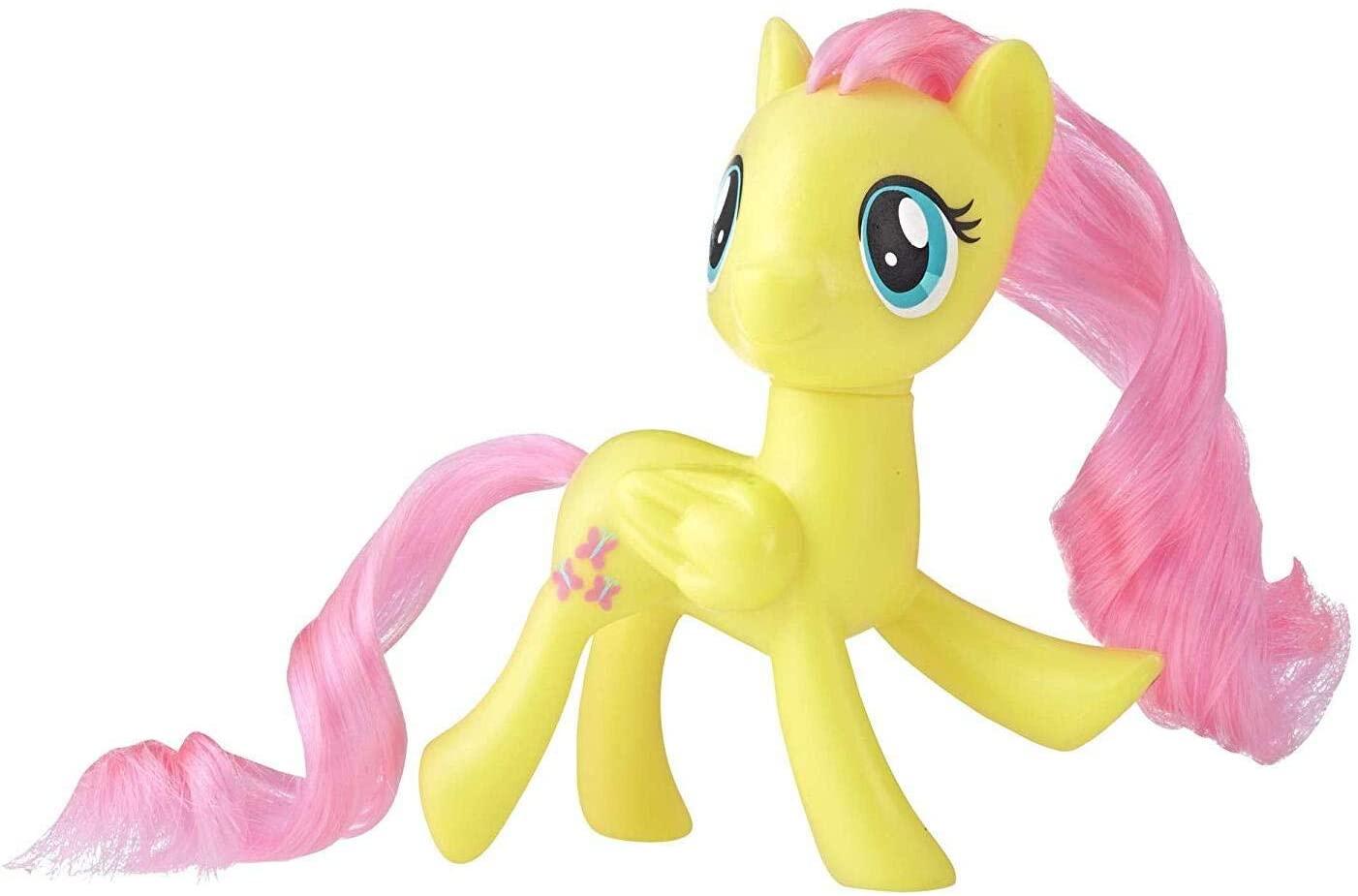MLP Fluttershy Figure Doll 2