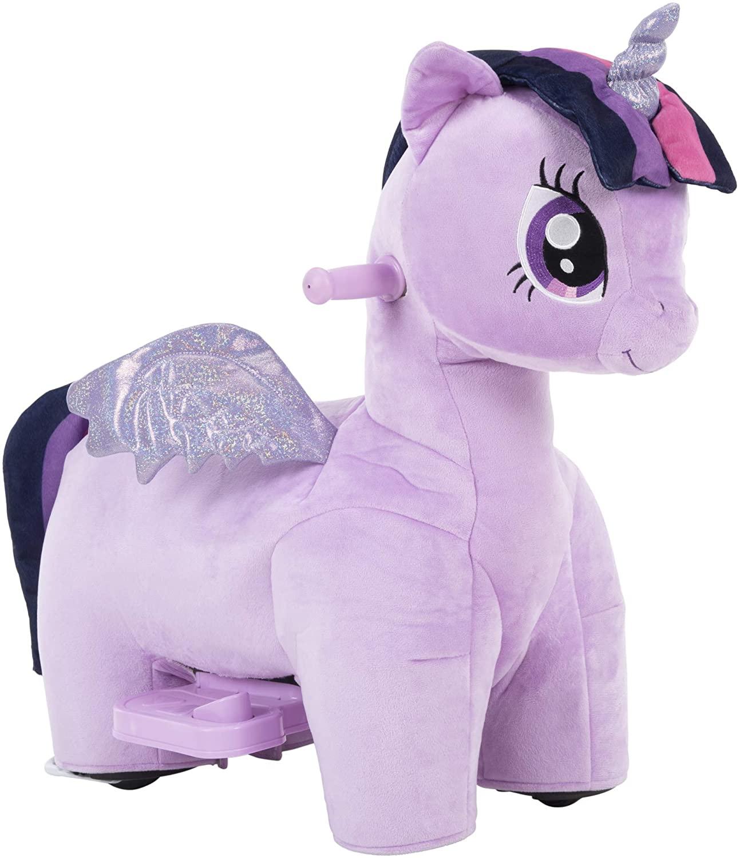 MLP Princess Twilight Sparkle Plush Quad Toy 2