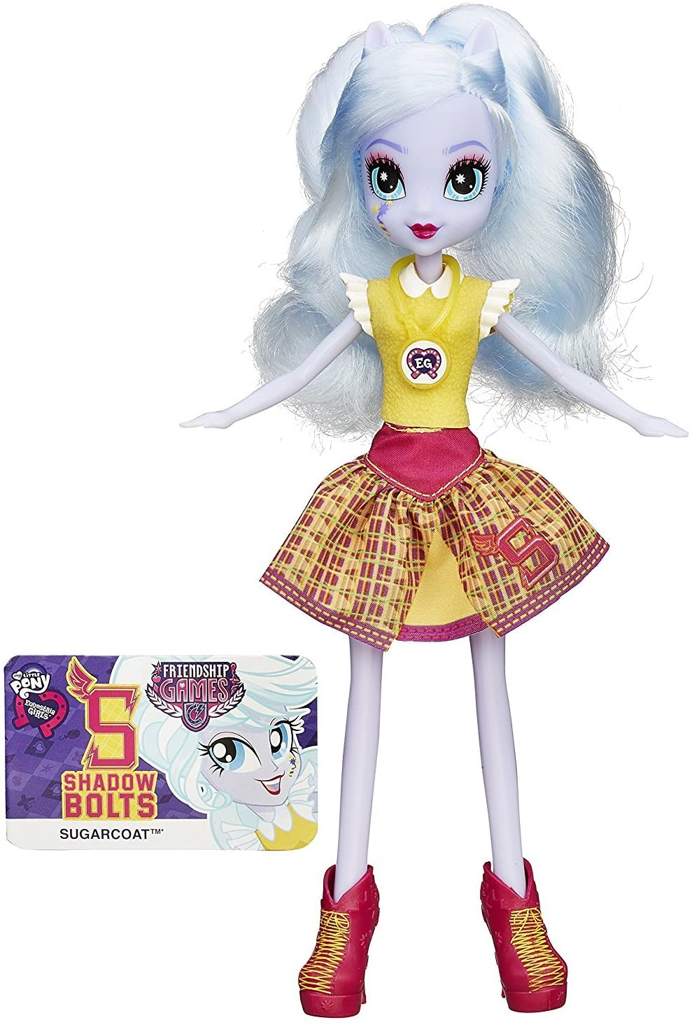 EG Friendship Games Sugarcoat Doll Figure 2