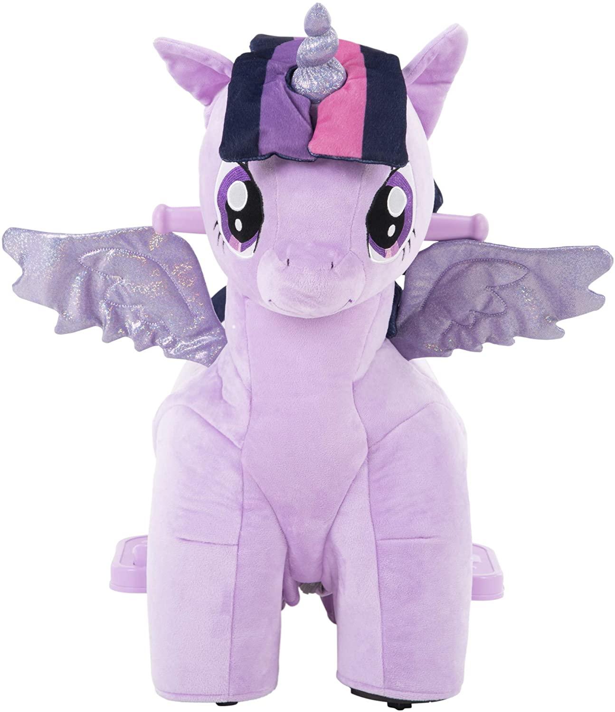 MLP Princess Twilight Sparkle Plush Quad Toy 1