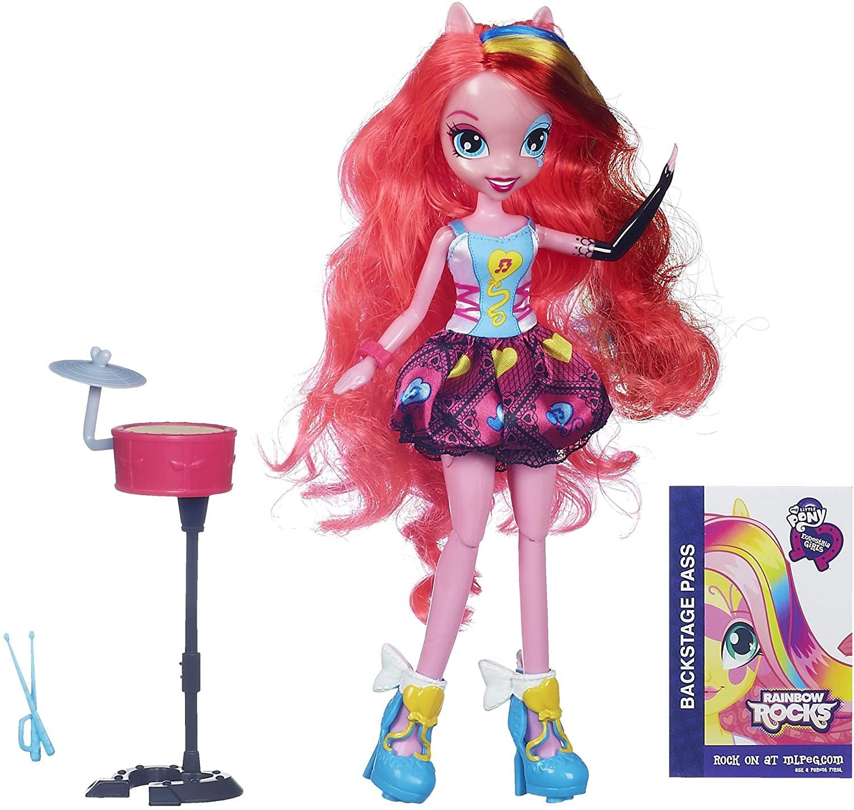 EG RR Pinkie Figure Doll Set 2