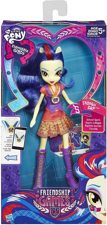 EG Indigo Zap Friendship Games Doll Figure 1