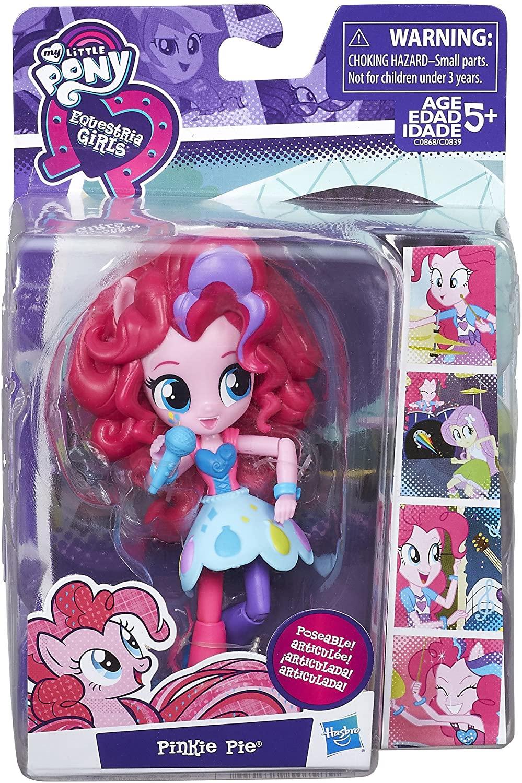 EG Rockin Pinkie Pie Mini Doll Figure 1