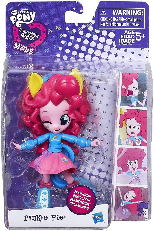 EG Pinkie Pie School Spirit Mini Figure Doll 1