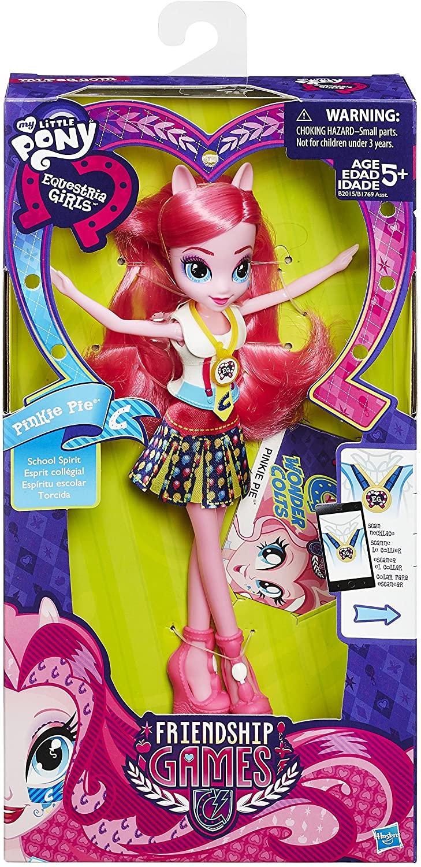 EG FG Pinkie Pie Doll Figure 1