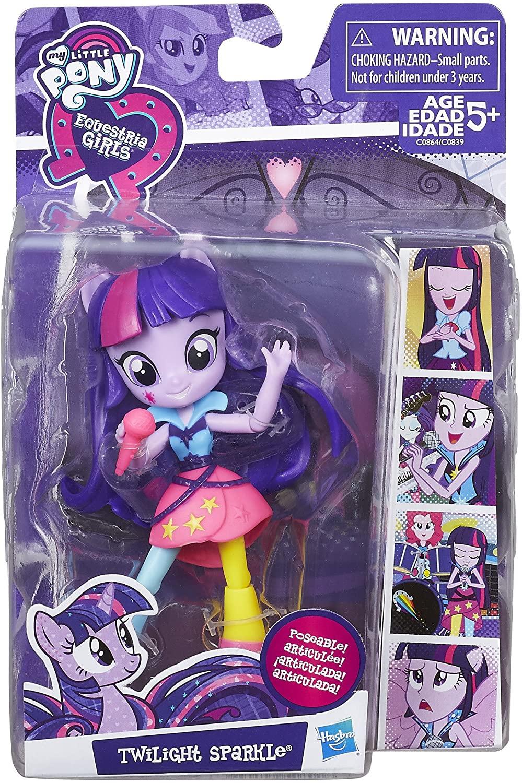 EG Rockin Twilight Sparkle Mini Doll Figure 1