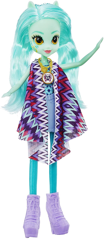 EG Legend of Everfree Lyra Heartstrings Figure Doll 2