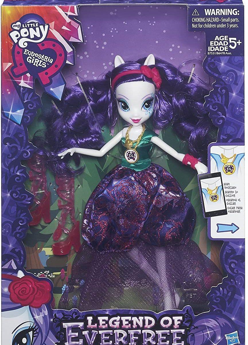 EG Crystal Gala Rarity Figure Doll 1