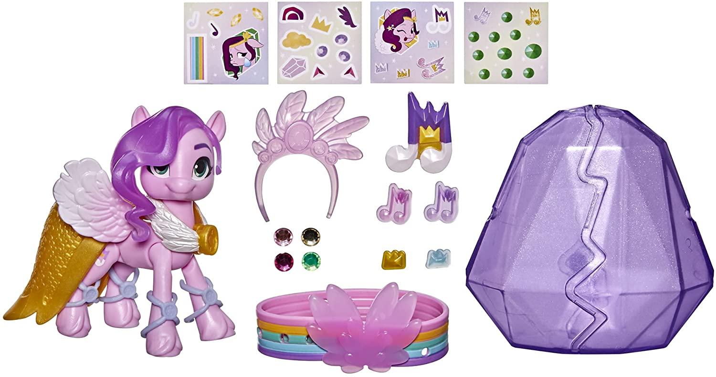 MLP: ANG Princess Petals Crystal Adventures Figure Set 3