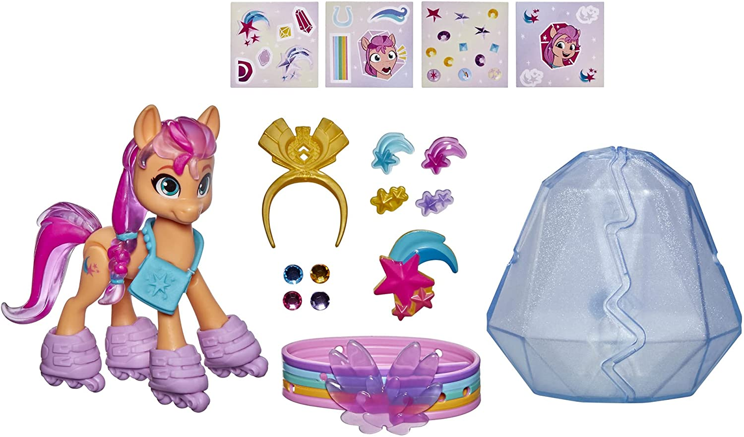 MLP: ANG Sunny Starscout Crystal Adventure Figure Set 2