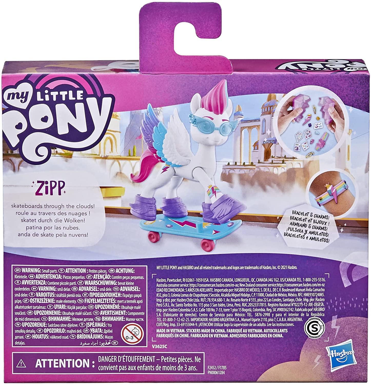 MLP: ANG Zipp Storm Crystal Adventure Figure Set 2