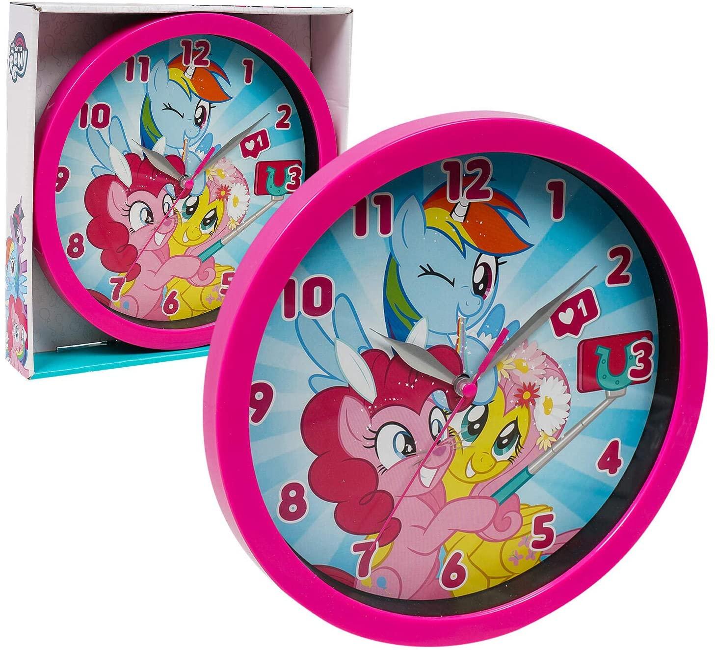 "MLP 9.5"" Wall Clock"