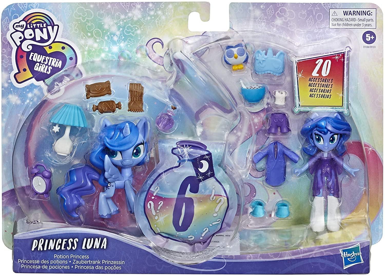 EG Princess Luna Potion Princess Figure Set 1