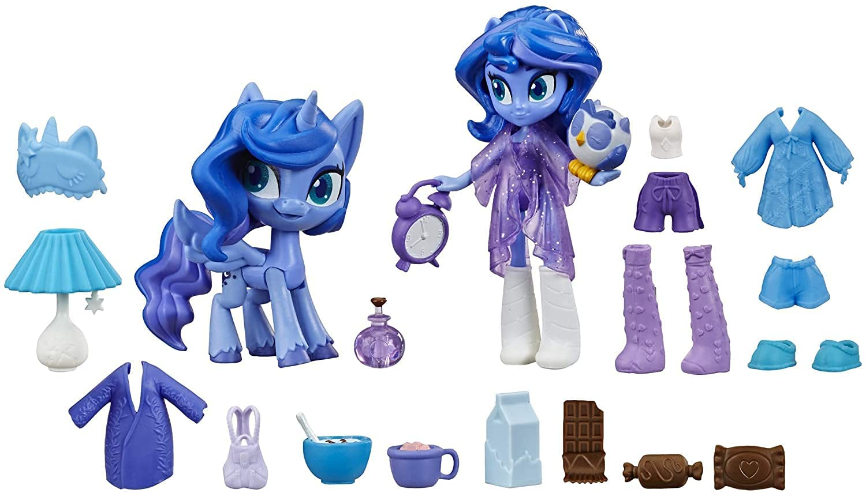 EG Princess Luna Potion Princess Figure Set 2