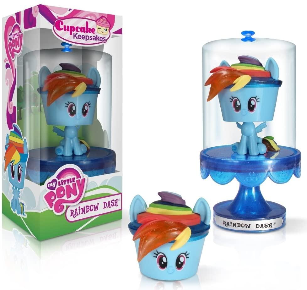 MLP Funko Pop! Rainbow Dash Cupcake Keepsakes Figure