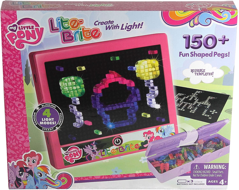 MLP Lite-Brite Magic Screen Toy 1