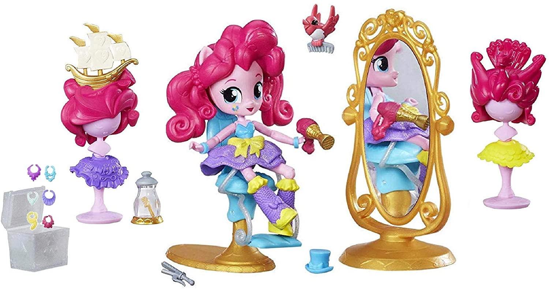 EG Pinkie Pie Switch a Do Salon Figure Set 2