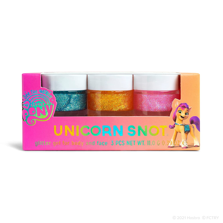 MLP: ANG Unicorn Snot Holographic Shimmer Glitter Gel Set 1