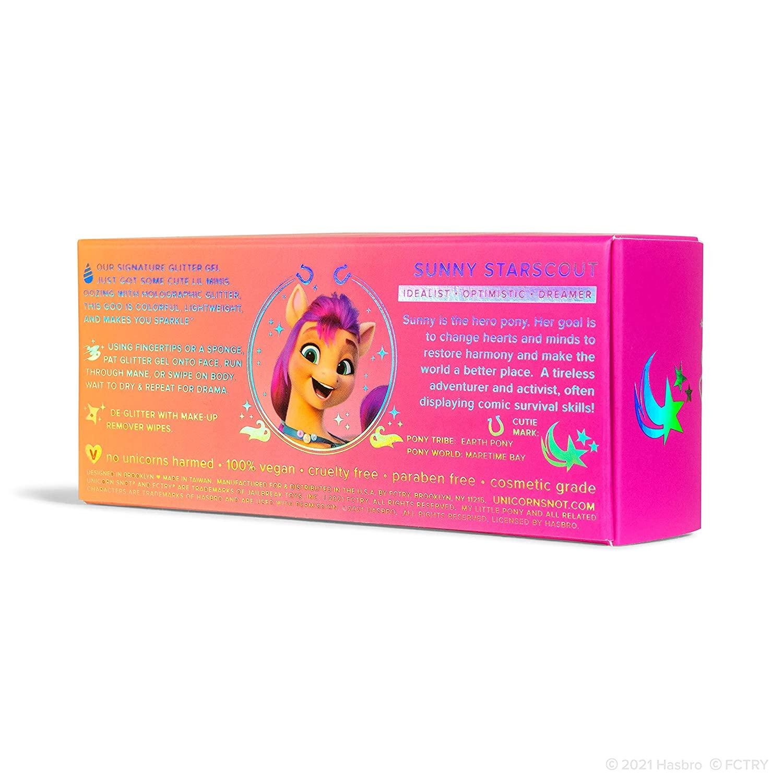 MLP: ANG Unicorn Snot Holographic Shimmer Glitter Gel Set 2