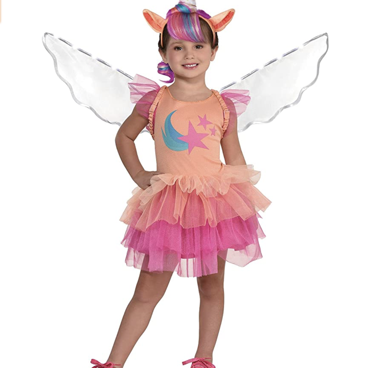 MLP: ANG Sunny Starscout Halloween Costume for Girls