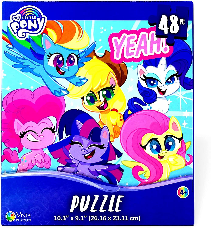 MLP: PL Yeah 48 Piece Jigsaw Puzzle