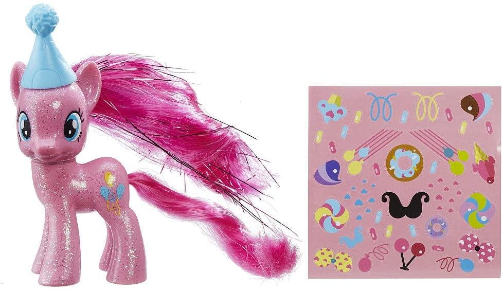 MLP Pinkie Pie Elements of Friendship Figure