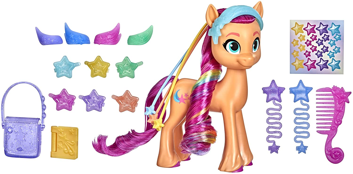 MLP: ANG Sunny Starscout Rainbow Reveal Figure 2
