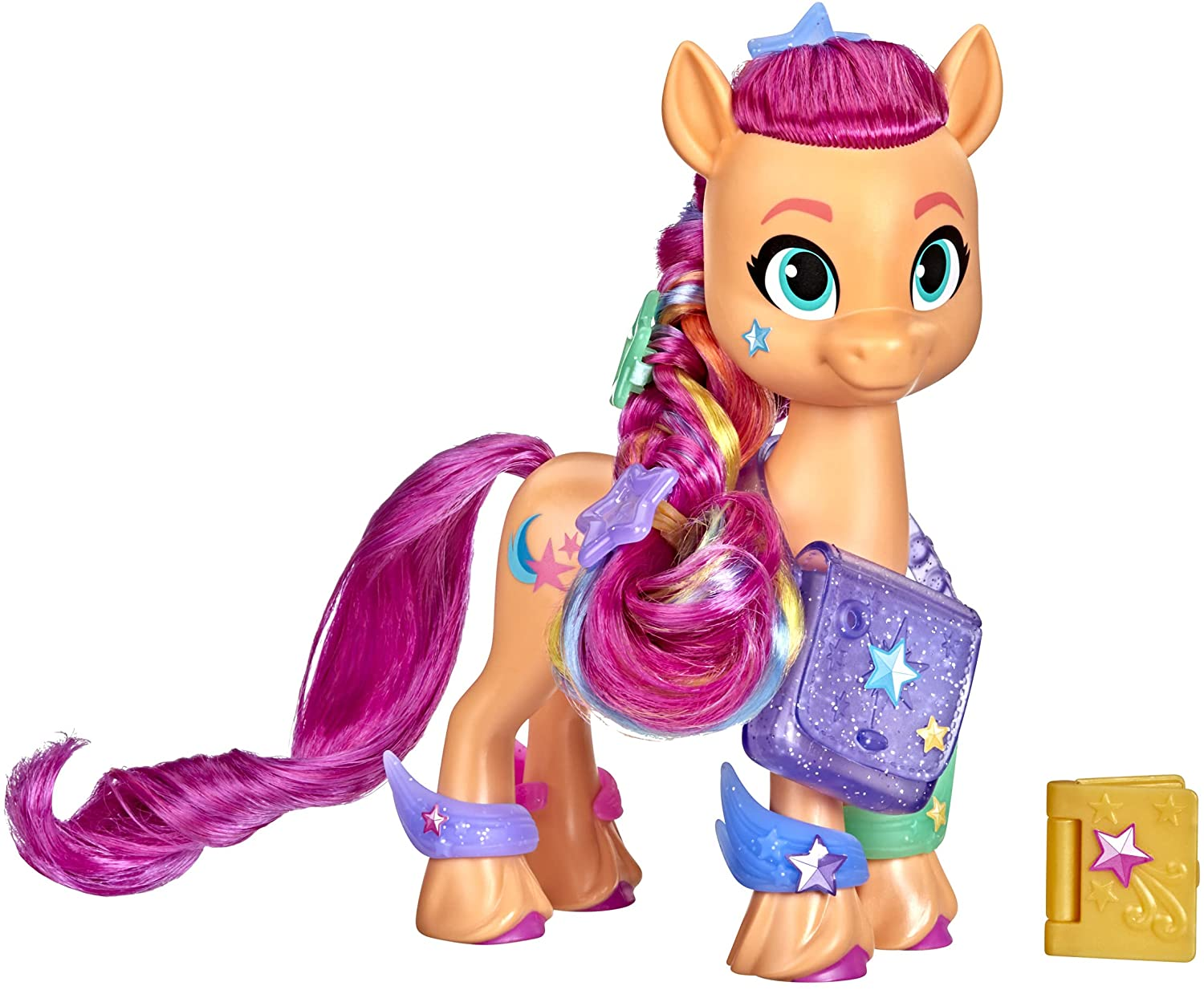 MLP: ANG Sunny Starscout Rainbow Reveal Figure 3